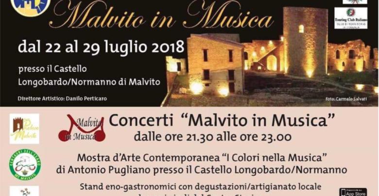 Malvito festival di musica classica