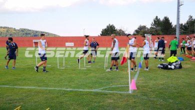 Photo of SAN GIOVANNI IN FIORE DAY 6. Lavoro atletico e partitella per il Cosenza