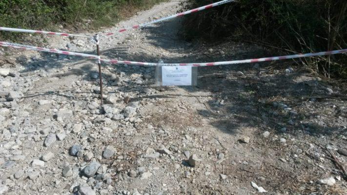 Tragedia Raganello, le foto del sequestro: come si estende il torrente