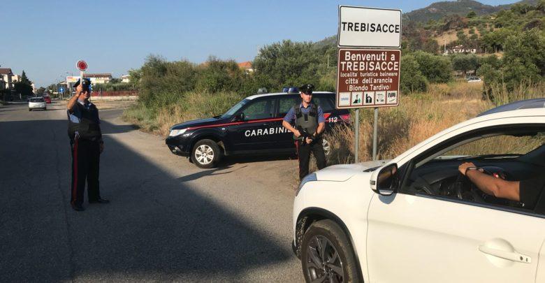 Trebisacce, riempie di botte la convivente: arrestato dai carabinieri