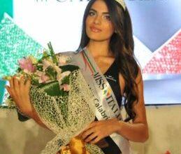 Photo of Eletta Miss Italia Calabria, Sara Fasano vola alla fase nazionale