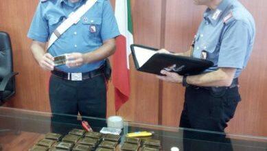 Photo of Trovato con oltre 3 chili di droga: arrestato 43enne cosentino