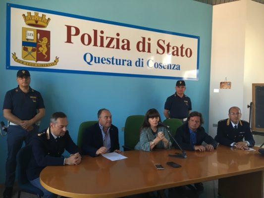 La Squadra Mobile di Cosenza cattura il latitante Luigi Abbruzzese