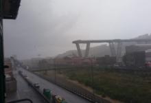 Italia sotto shock, crolla ponte A10 di Genova: decine di vittime [FOTO-VIDEO-TWEET]