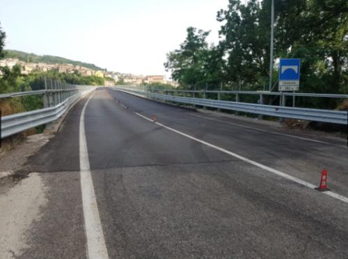 Ponte di Celico, il sindaco Falcone: «Per Anas non è pericoloso»