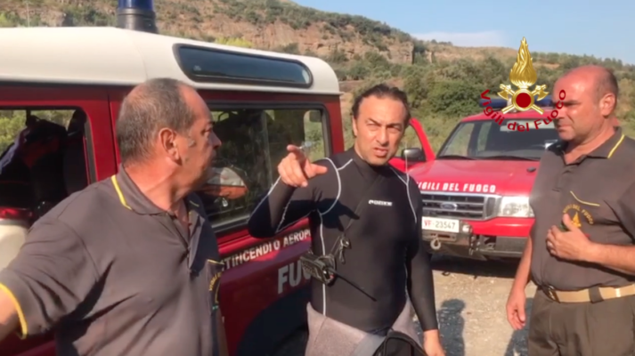 Raganello, Soccorso Alpino e vigili del fuoco eroi della tragedia di Civita [VIDEO]