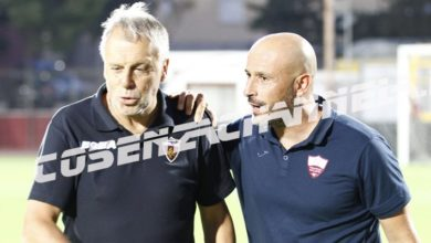 "Photo of Braglia: ""Servono altri 4-5 rinforzi"""