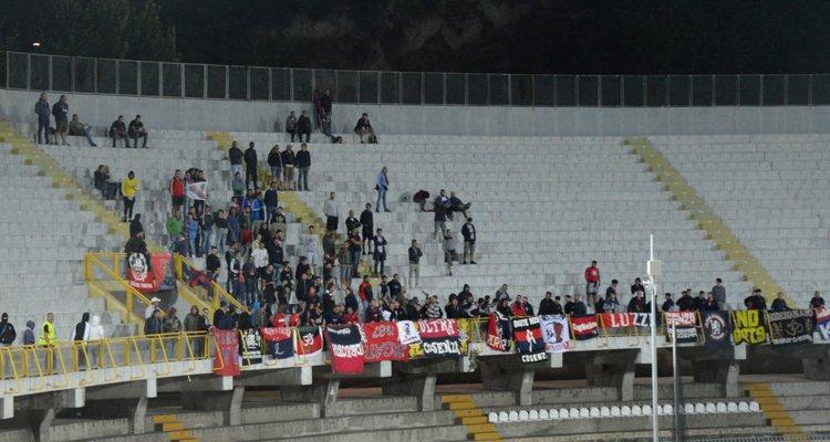 Brosco salva l'Ascoli, ma Maniero e il Cosenza hanno la pelle dura (1-1)