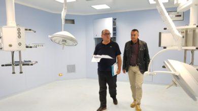 """Photo of Castrovillari, ospedale """"Ferrari"""": visita ispettiva di Guccione [FOTO]"""