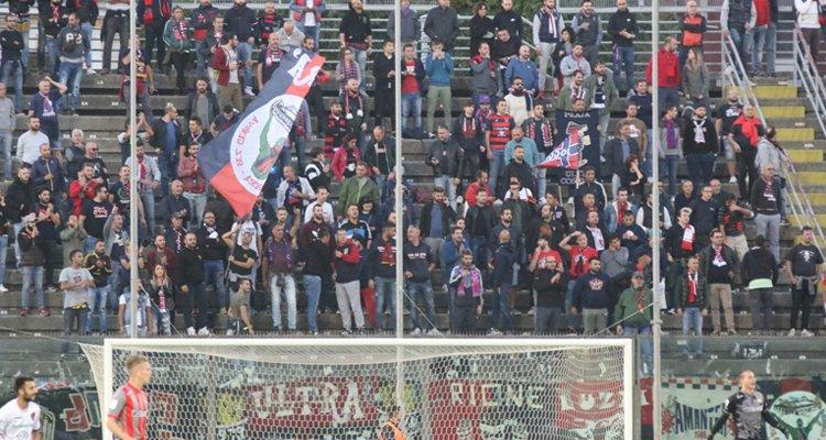 Cremonese-Cosenza: la fotogallery del match