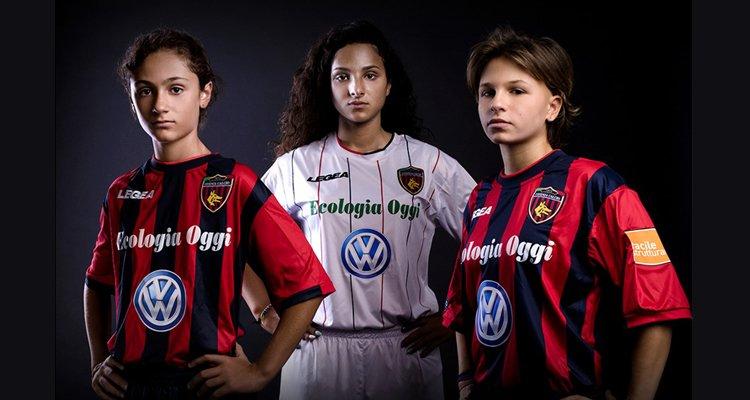 Ora è ufficiale, nasce il Cosenza Calcio femminile