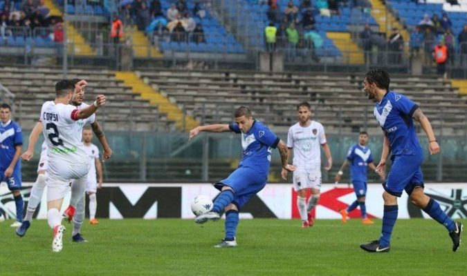 Brescia-Cosenza 1-0: il tabellino