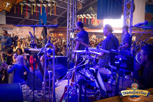 Rende, Oktoberfest da sballo: già 50mila visitatori nel primo weekend