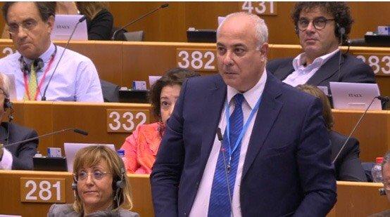 Algieri al Parlamento Europeo: «Tutela del Made in Italy e meno burocrazia»
