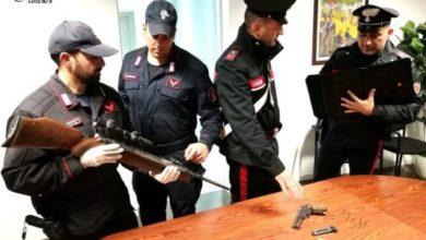 Photo of Armi e munizioni in un appartamento di Rende: un arresto