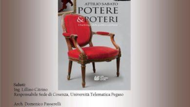 Photo of Il centro studi Perugini presenta l'ultimo libro di Attilio Sabato