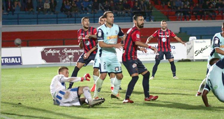 Cosenza-Pescara del 2018