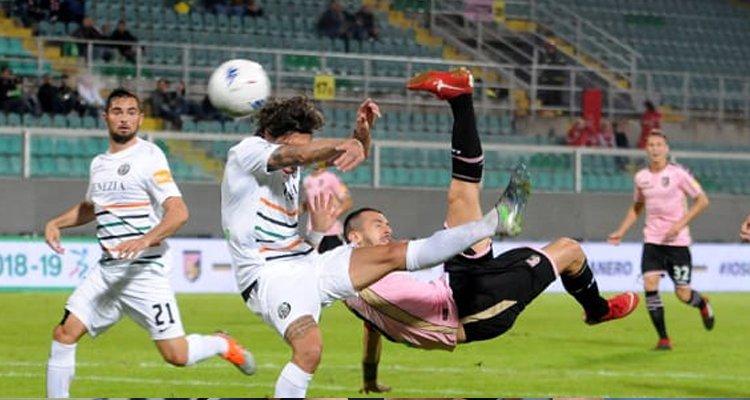 Palermo-Venezia 1-1. Ma Trajkovski forse salterà il Cosenza