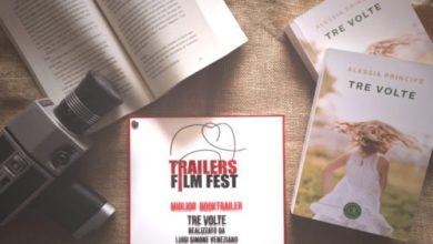 Booktrailer 2018, a Milano trionfa il regista Luigi Simone Veneziano