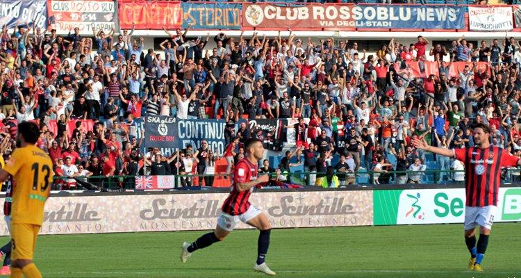 Cosenza-Foggia 2-0: gli highlights della partita