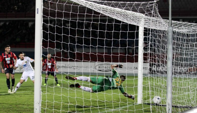 Cosenza-Lecce 2-3: gli highlights della partita