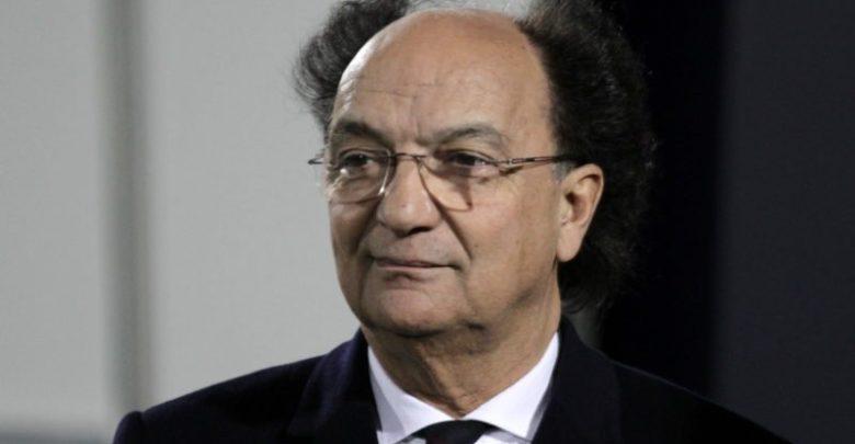 Eugenio Guarascio, il presidente del Cosenza