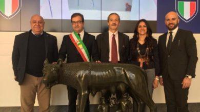 Photo of Cosenza «città europea dello Sport 2020», le foto della cerimonia