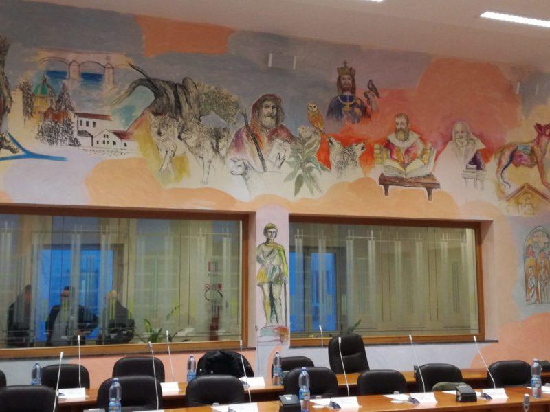 La minoranza: «Occhiuto rispetti l'aula del consiglio comunale» [FOTO]