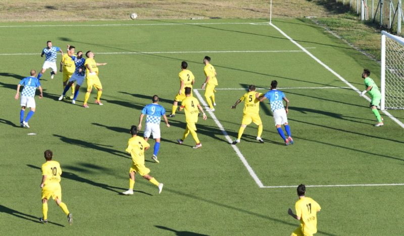Paolana-Corigliano 2-2: gli highlights e le interviste del match