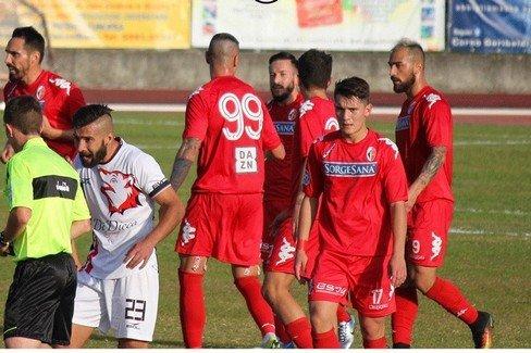 I risultati della 10^ giornata di Serie D (Girone I)