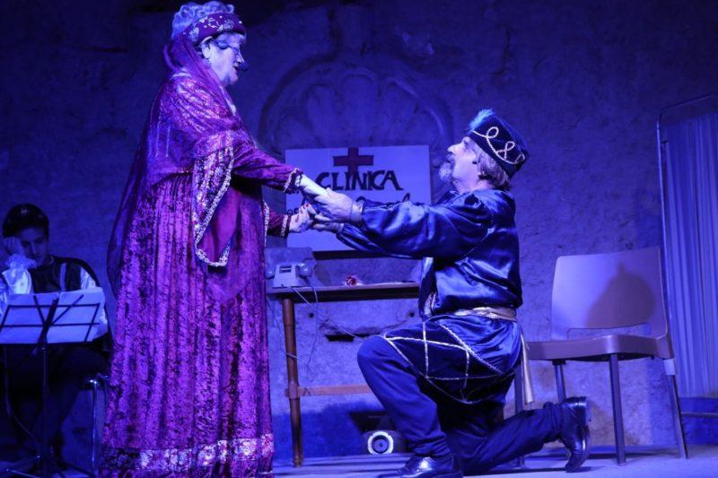 Un successo la commedia degli anziani del Centro Sociale di Serra Spiga