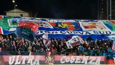 Photo of Il Cosenza è da playoff per numero di tifosi al Marulla