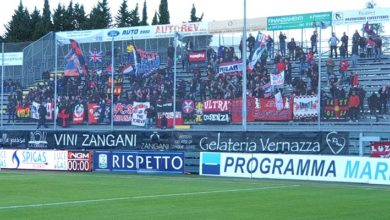 Photo of Virtus Entella-Cosenza, già partita la prevendita del match