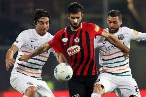 Foggia-Venezia 1-1, il pari fa comodo soltanto ai veneti