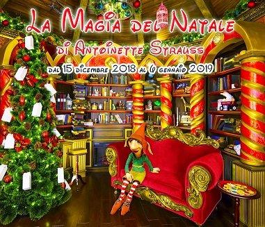 Cosenza, la magia del Natale nel museo multimediale
