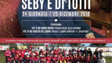 SEBY E' DI TUTTI | Secondo memorial con Urban e De Rosa