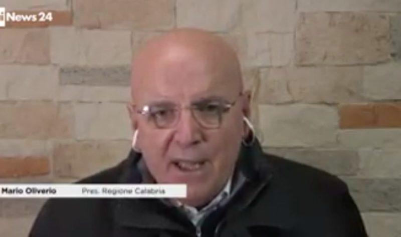 """Il commissario straordinario di """"Calabria Verde"""" comunica ad Oliverio che si dimetterà prima dell'inizio della prossima campagna elettorale per le Regionali"""