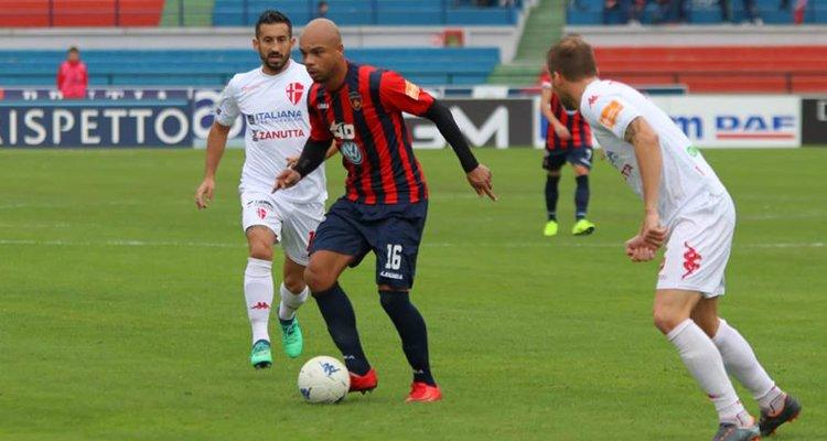 Cosenza-Padova 2-1: il tabellino
