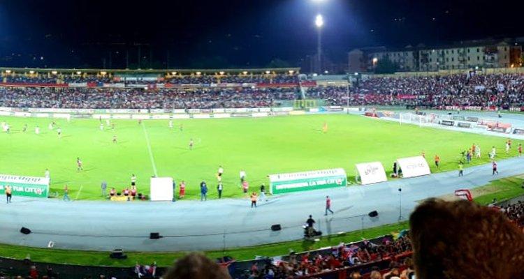 denuncia Cosenza stadio Marulla