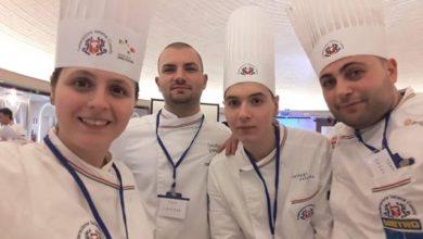 Photo of Cucina, medaglia di bronzo per quattro cuochi di Cosenza