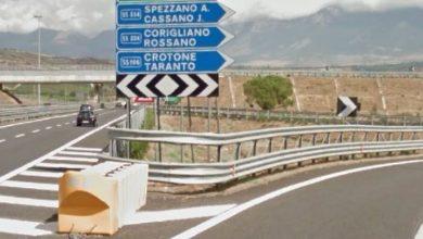 Photo of Saracena, chiuso il cavalcavia che sormonta l'A2 del Mediterraneo