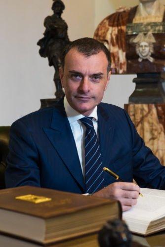 L'avvocato Francesco Nicoletti