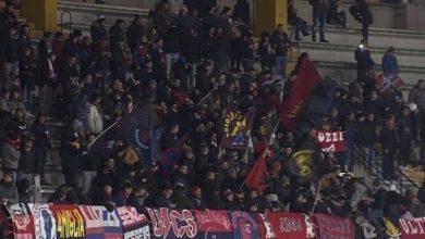 Photo of Cosenza, 400 fan al seguito. Al Bentegodi tifo da matti con esultanza