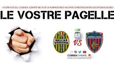 Photo of Perina-Idda decisivi. Verona-Cosenza: le pagelle dei tifosi