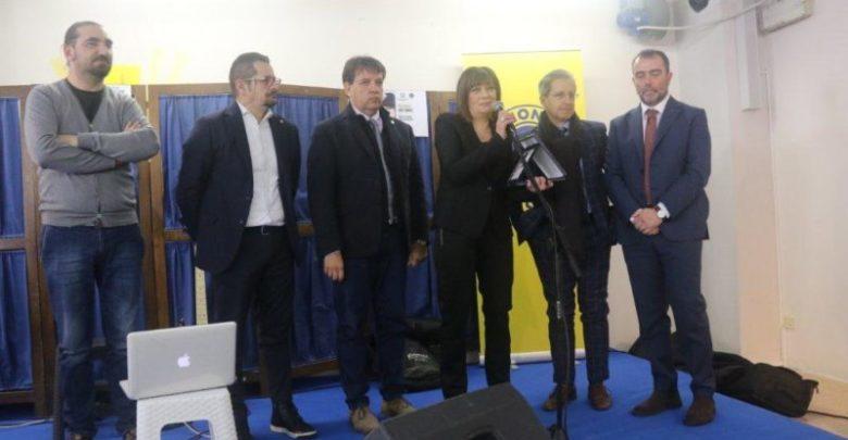 Castrovillari, la cantautrice Mariella Nava incontra i detenuti