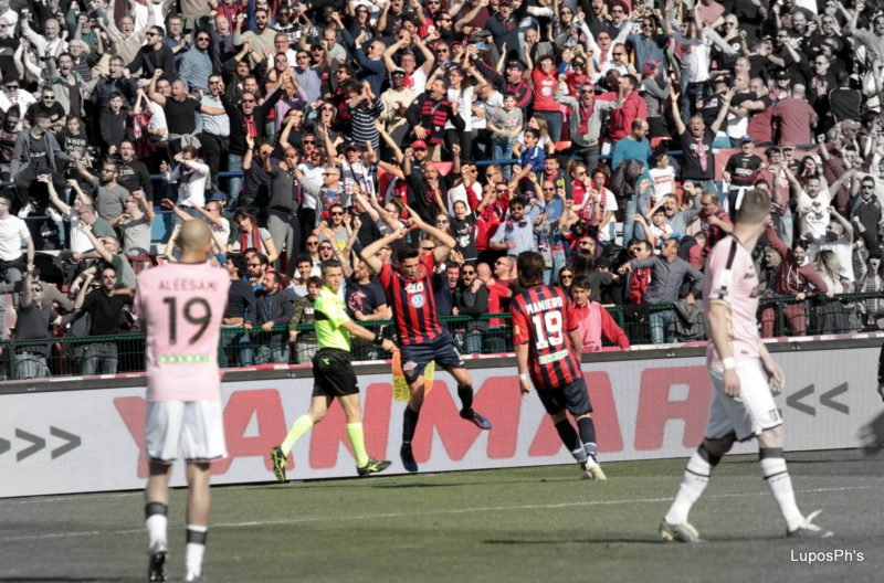 Cosenza-Palermo 1-1: tutti gli highlights della partita