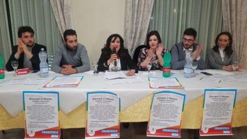Mendicino, Francesca Reda si candida a sindaco: le dichiarazioni ufficiali