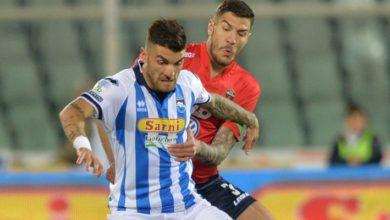 Photo of Pescara-Cosenza 1-1: il tabellino del match