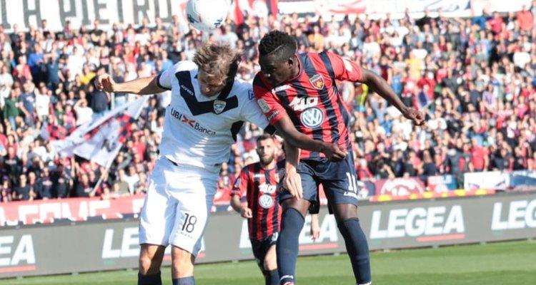 Cosenza-Brescia 2-3: il tabellino del match