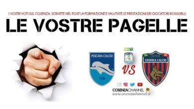 Photo of Hristov, voti alti. Pescara-Cosenza: le pagelle dei tifosi